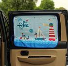 """Солнцезащитная автомобильная шторка, вид """"Море"""", фото 2"""