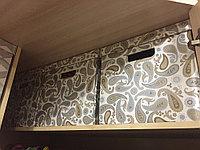 СМЕКА Коробка с крышкой, серый (огурцы), фото 1