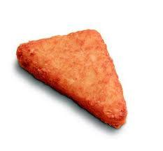 """Картофельные треугольные котлеты """"Farm Frites"""", 2.5кг - фото 2"""