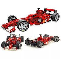Конструктор BELA F1 Racers Формула 1 - Феррари (пластиковый), 1249pcs, фото 1