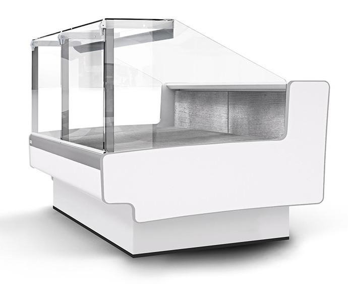 Холодильная витрина Aurora SQ 190 рыба на льду Self