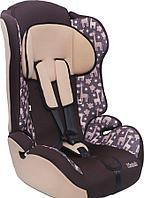 Детское автомобильное кресло ZLATEK Atlantic жираф