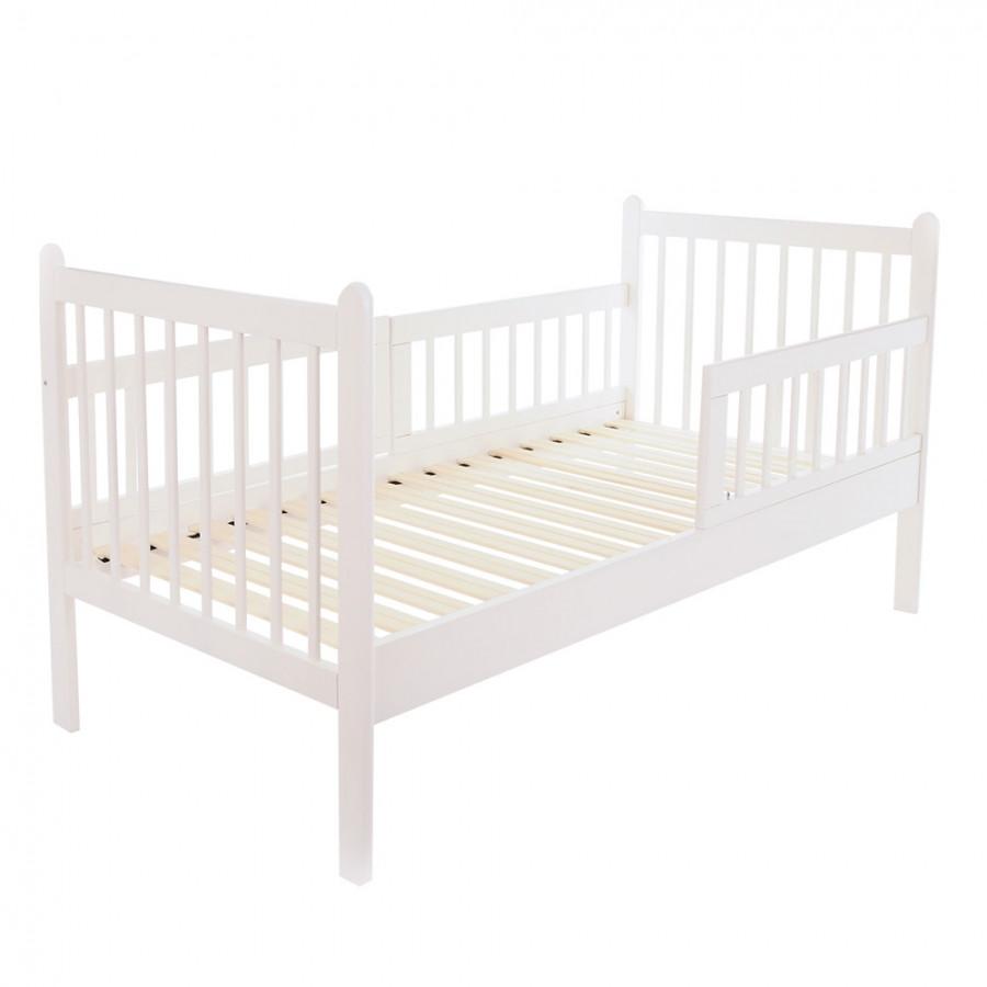 Кровать подростковая Pituso Emilia New Белая