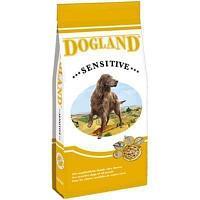 Корм Bewital Dogland Sensitive для взрослых собак с чувствительным пищеварением (Ягненок) - 15 кг