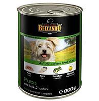Корм Bewital Belcando для собак (Индейка с рисом и кабачком) - 800 г