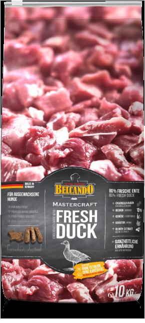 Беззерновой корм Bewital Belcando MasterCraft Duck для взрослых собак (Утка) - 0.5 кг