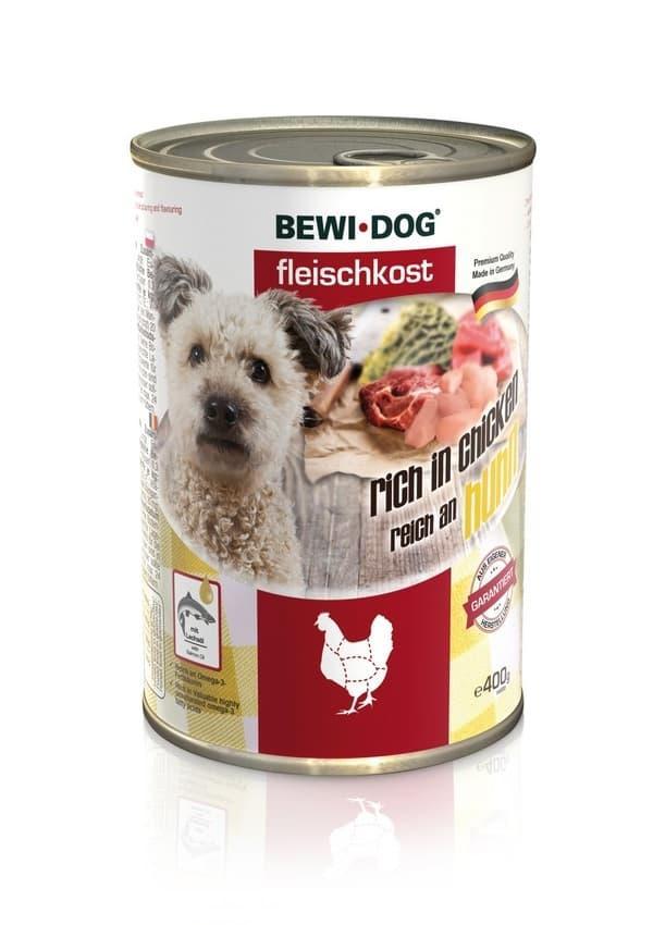 Консервы Bewi Dog для собак (Курица) - 800 г