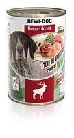 Консервы Bewi Dog для собак (Оленина) - 800 г