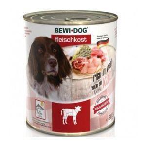Консервы Bewi Dog для собак (Телятина) - 800 г