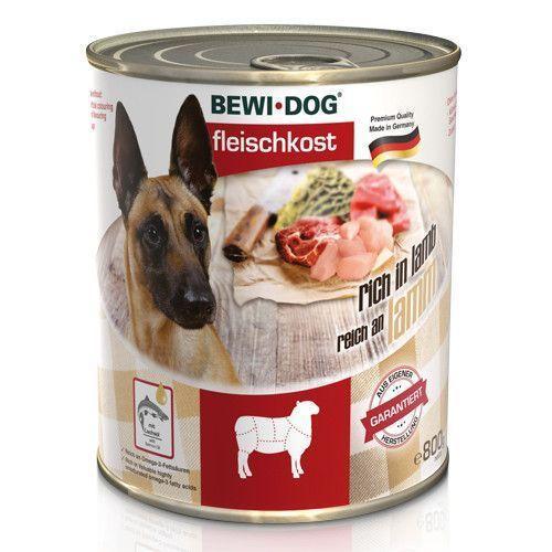 Консервы Bewi Dog для собак (Ягненок) - 800 г