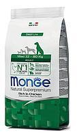 Корм Monge Maxi Adult для взрослых собак крупных пород (Курица) - 3 кг