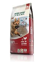 Корм Bewi Dog Sport Croc для взрослых собак с высоким уровнем активности - 25 кг