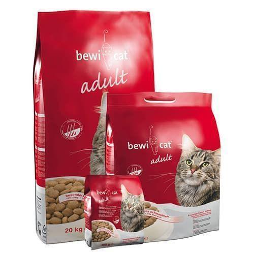 Корм Bewi Cat Poultry для взрослых кошек (Курица) - 20 кг