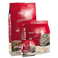 Корм Bewi Cat Crocinis для взрослых кошек с избирательным аппетитом - 20 кг