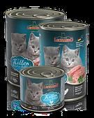 Консервы Bewital Leonardo Kitten для котят (Курица) - 400 г
