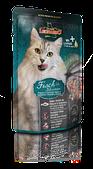 Влажный корм Bewital Leonardo Fish&Shrimp для кошек (Лосось и креветки) - 85 г