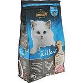 Корм Bewital Leonardo Kitten для котят, беременных и лактирующих кошек (Домашняя птица) - 2 кг