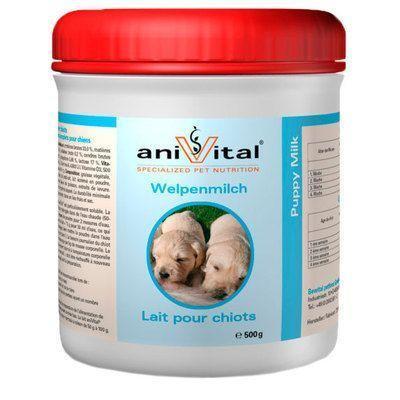 Заменитель молока Bewi Dog Anivital Whelp Milk для щенков - 0.5 кг