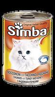 Консервы Monge Simba для кошек (Индейка) - 415 г