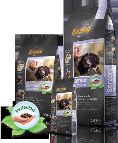 Корм Belcando Senior для стареющих собак средних и крупных пород - 15 кг