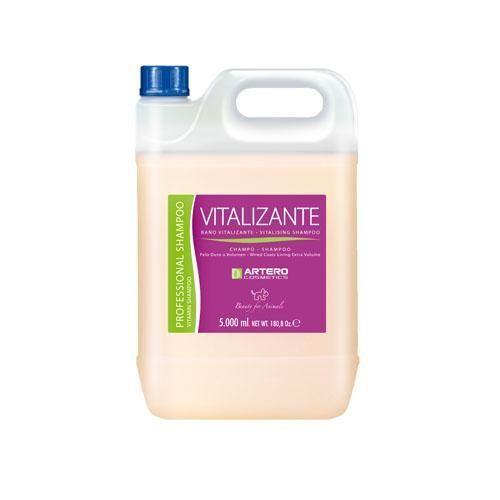 Витаминизированный шампунь Artero Vitalizante Volume Bath для собак и кошек - 5 л