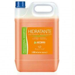 Увлажняющий шампунь Artero Hidratante Moisture Bath для длинношерстных животных - 5 л