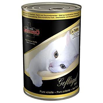 Консервы Leonardo Meat Menue with Turkey для кошек (Мясо с индейкой) - 400 г