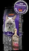 Корм Bewital Leonardo Senior для кошек пожилого возраста - 400 г