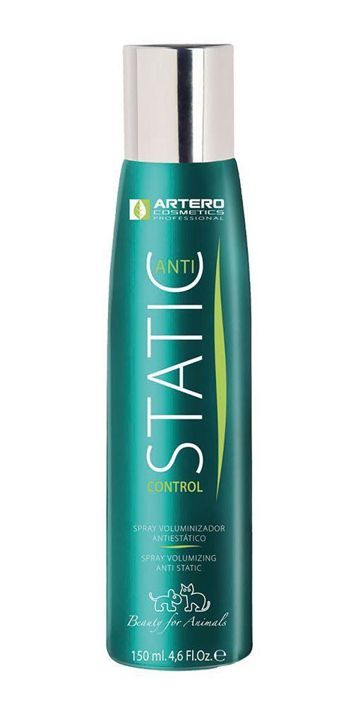 Спрей Artero Static Control для антистатического эффекта и объема шерсти собак и кошек - 150 мл