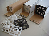 Матовый 0,61х18м (270гр/м2). Рулонный широкоформатный холст для струиной печати для широкоформатных принтеров, плоттеров, фото 4