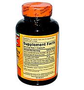 American Health, Ester-C с цитрусовыми биофлавоноидами, 1000 мг, 90 капсул, фото 2