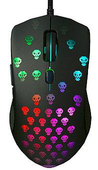 Мышь игровая проводная Smartbuy RUSH Skull SBM-718G