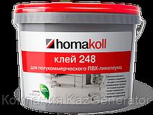 Клей для коммерческого линолеума Homakoll 248 (14 кг)