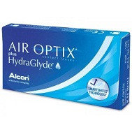 Линзы Air Optix Hidra Glyde 6шт (3 пары)