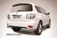 Уголки d76+d42 двойные Nissan Patrol Y62 2010-19
