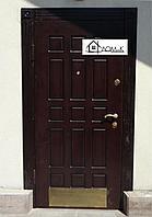 Двери входные под ключ в Алматы