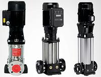 Вертикальные многоступенчатые насосные агрегаты KVP