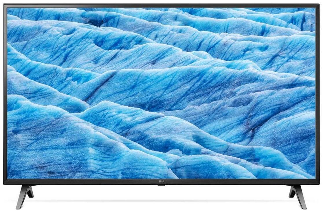 Телевизор LG 49 UM 7100 PLB