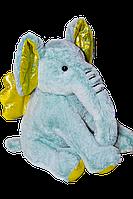 Слоник сидячий бол с крыльями 32см