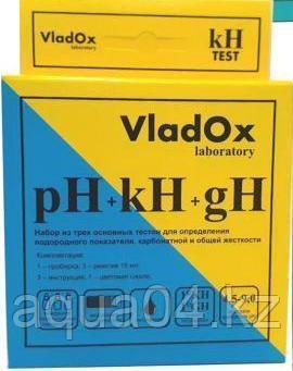 VladOx pH+gh+kh