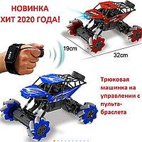 Трюковая машина 4WD полный привод управление жестами, фото 1