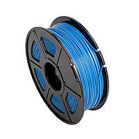 PLA пластик филамент 1,75 мм. 3DN (1 кг.) цвет синий