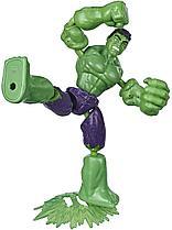 Халк фигурка 15 см Bend&Flex Hasbro