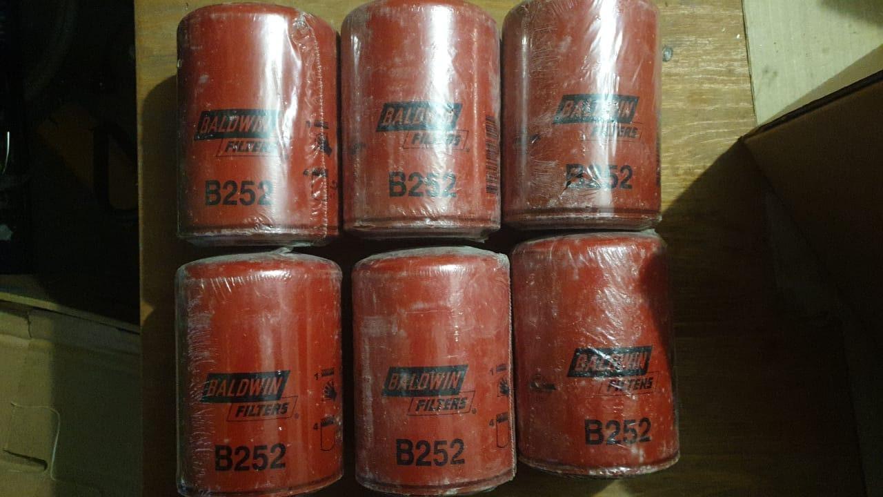 D93/H132(3/4-16) Baldwin B252  Гидравлический фильтр