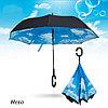 Чудо-зонт перевёртыш «My Umbrella» SUNRISE (Журнал), фото 4