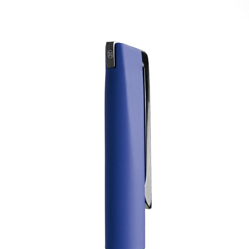 Ручка шариковая FRANCISCA, покрытие soft touch, Синий, -, 11061 25 - фото 2