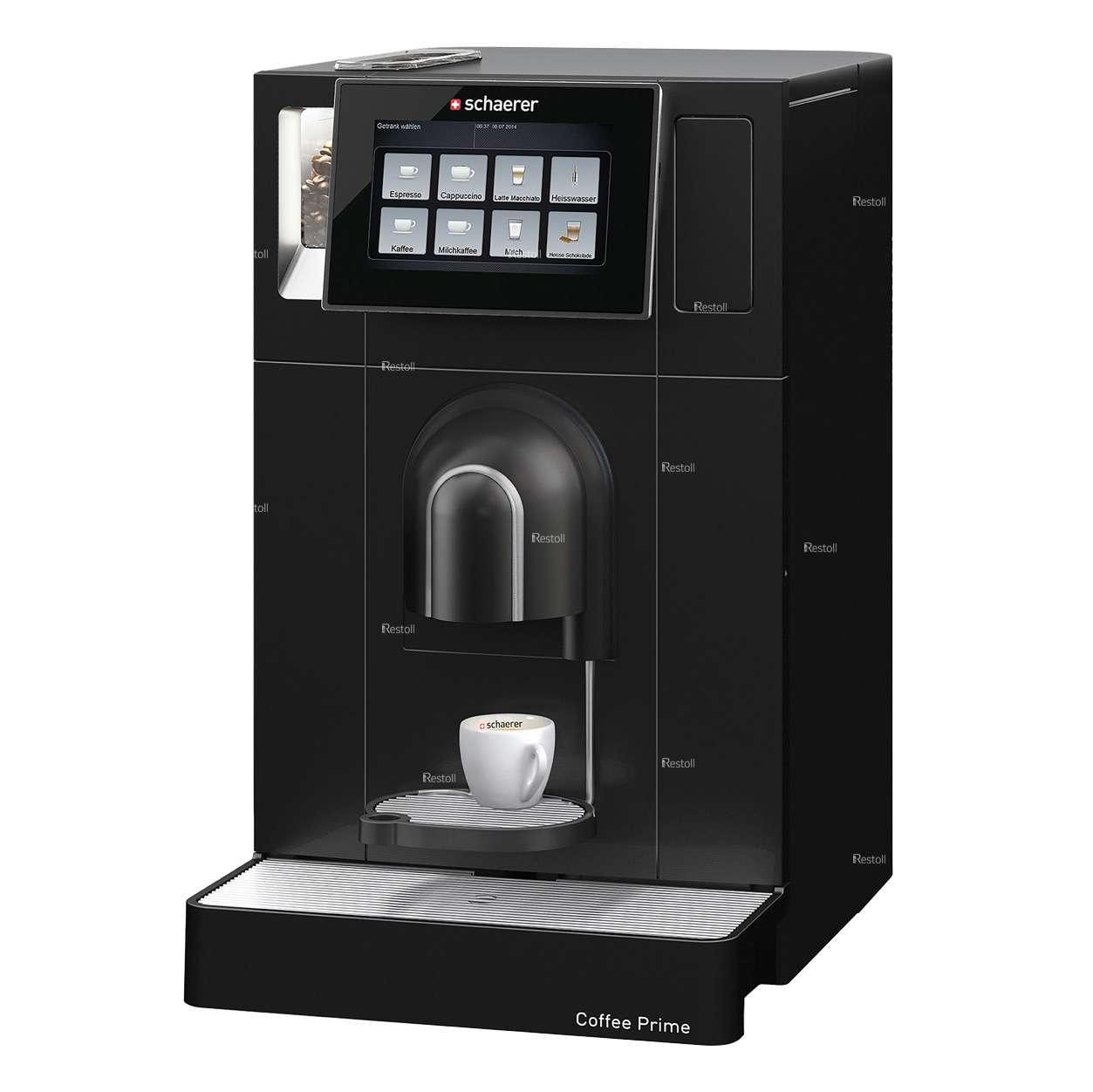 Кофемашина Schaerer Coffee Prime Powerpack