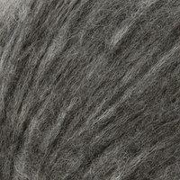 Пряжа 'Гламурная' 35 мерин.шерсть, 35 акрил, 30 полиамид 175м/50гр (96-Серый мел.)