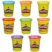 Пластилин 1 банка Play Doh.