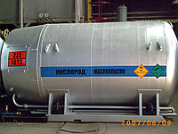 Кислород жидкий технический и медицинский ГОСТ 6331-78